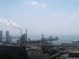 China Refinery Throughput Keeps Close To Record