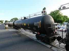 Strike In Canada Threatens Crude By Rail Shipments