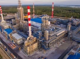 Largest Independent Russian Refinery Back In Action After Months Of Inactivity