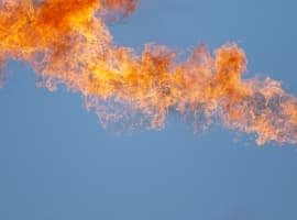 Iran To Stop Gas Flaring At Southern Fields
