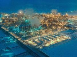 Russia's Novatek Sells 20% In Arctic LNG 2 To Chinese Firms