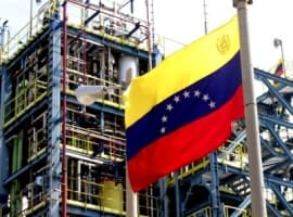 Venezuelan Output Drops To 28-Year Low In 2017
