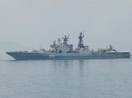 Russia Wanted To Load Riot Gear On Venezuela-Bound Warship In Malta