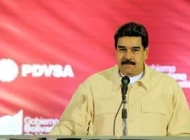Maduro Pledges 30 Million Barrels Of Oil To Back Shaky Crytocurrency