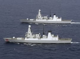 UK Sends Another Warship To Gulf After Iran Tried To Block Oil Tanker