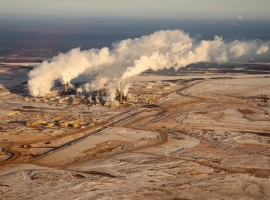 Canada Funds Clean Technology In Alberta's Oil Sands