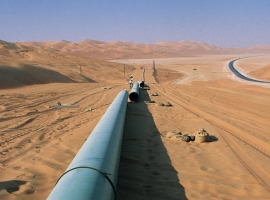 Saudis Plan To Link UAE, Kuwait, Oman In Regional Gas Grid