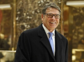 U.S. Energy Secretary Perry To Saudis: We Want Stable Supply And Prices