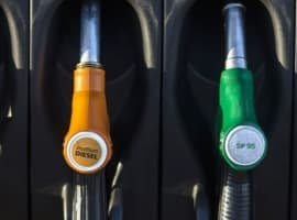Thanksgiving Gas Prices At 3-Year High