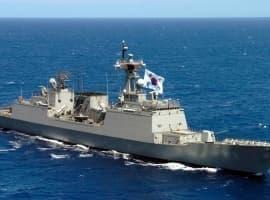 South Korea To Send Anti-Piracy Ship To Strait of Hormuz