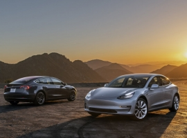 Tesla To Start Model 3 Deliveries To Europe In February