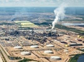 Syncrude Cuts Oil Output By More Than 1.5 Million Barrels