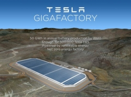 Tesla, Panasonic Reportedly Halt Nevada Gigafactory Expansion