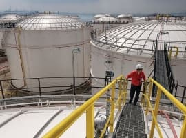 Large Crude Inventory Draw Bolsters Prices