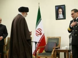 Iran Claims To Have Thwarted An Enemy Attack On Oil Assets