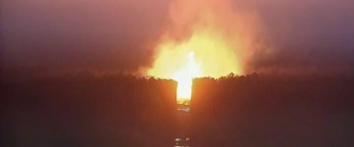 Mississippi Explosion