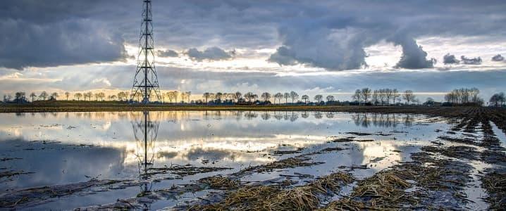 Slochteren gas field