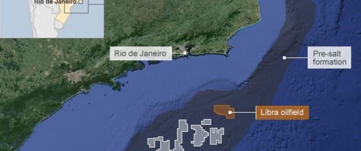Giant Libra Oil Field Yields First Oil