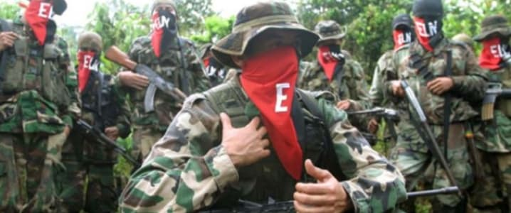 ELN Rebels