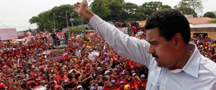 Maduro campaign