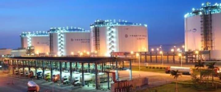 Oil storage asia