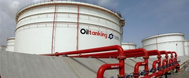 Oil storage India