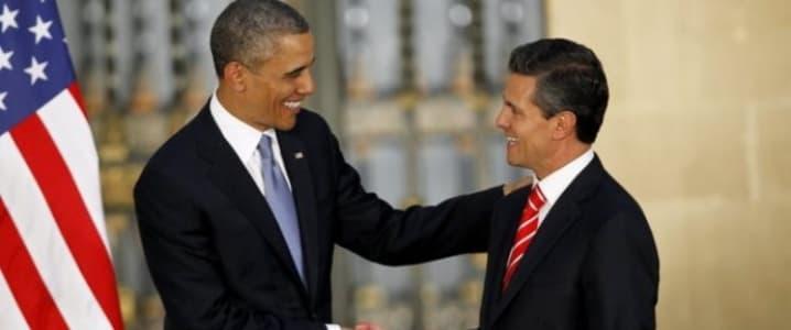 Obama Pena Nieto