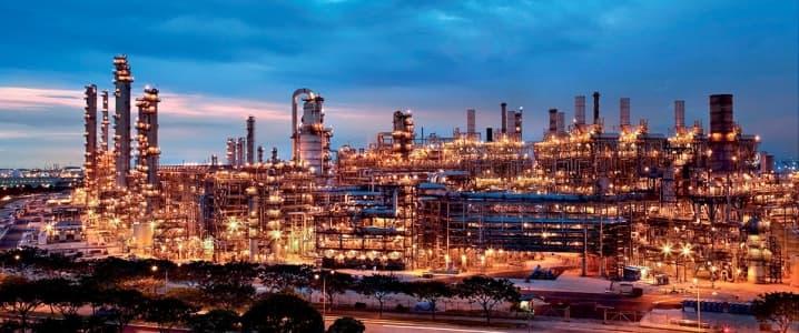 Exxon Refinery