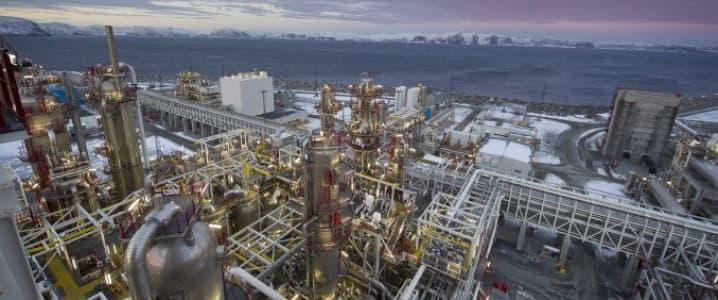 Statoil infrastructure
