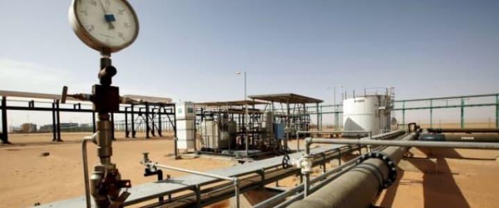 Libya Hariga Export Terminal