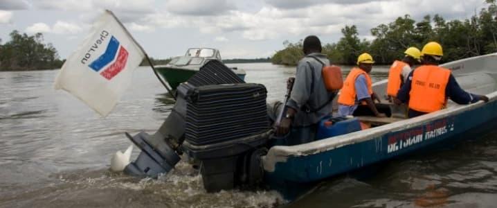 Niger Delta Chevron