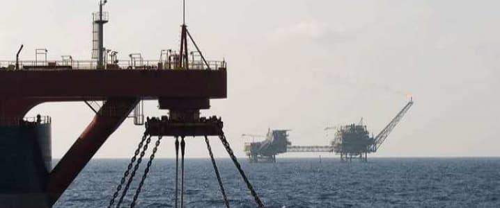 Premier oil rig