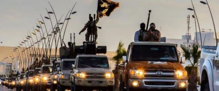 ISIS parade