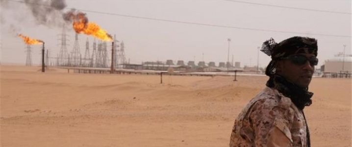 Sharara oil field