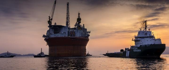 Goliat oil platform