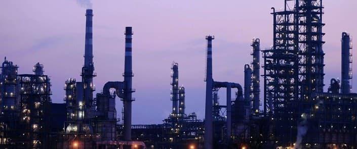 Refinery china