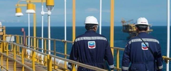 Chevron offshore