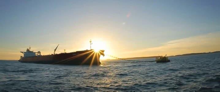 Oil tanker Venezuela