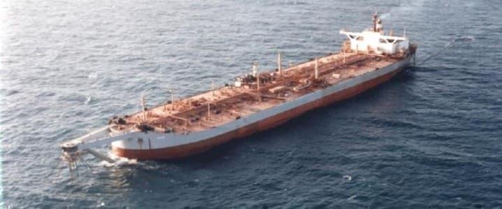 Yemen tanker