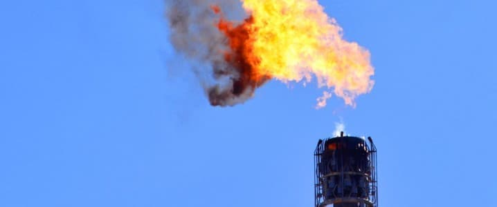 Oil & Gas Methane Leaks Responsible For Rise In Emissions