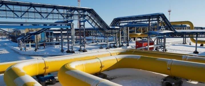 China pipeline