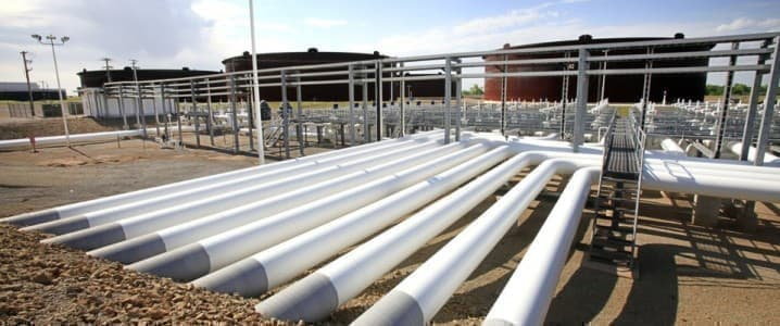 Oil Prices Jump On Significant Crude Draw