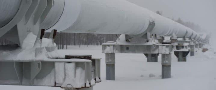 Transneft pipelines