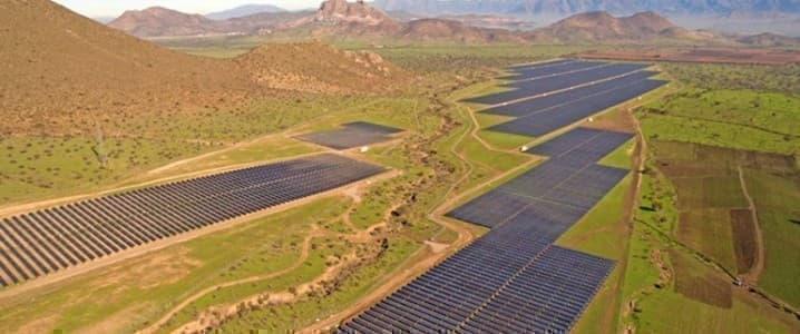 South America Solar
