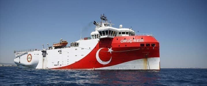 Turkey Halts Mediterranean Oil, Gas Survey On EU...