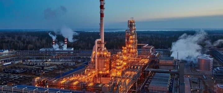 Russia refinery