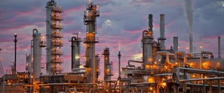 China refinery