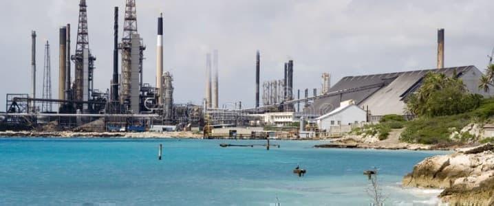 Aruba refinery