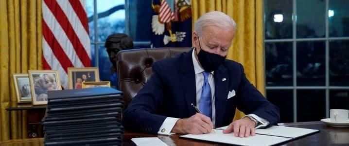 Biden order