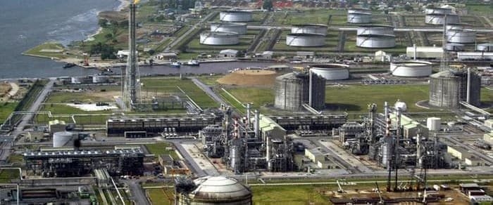 Nigeria oil installations